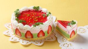 5月 月例ケーキ